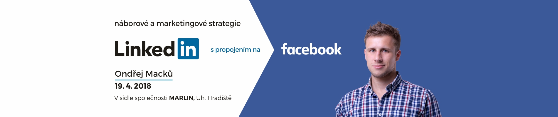 LinkedIn s propojením na Facebook – náborové a marketingové strategie